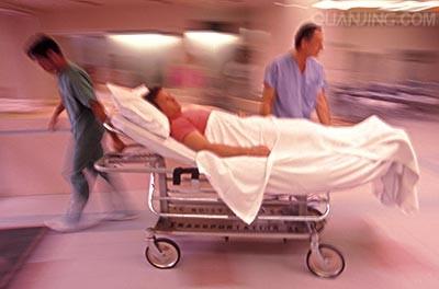 近半中风患者入院是极高危状态